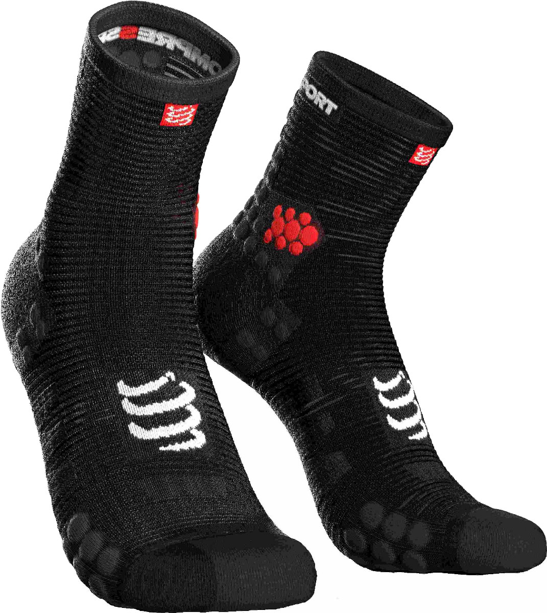 Socken Compressport Pro Racing Socks V3 Run High
