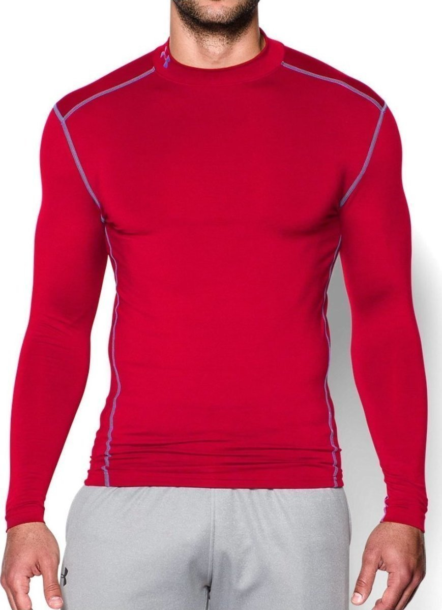 Langarm-T-Shirt Under Armour UA CG ARMOUR MOCK