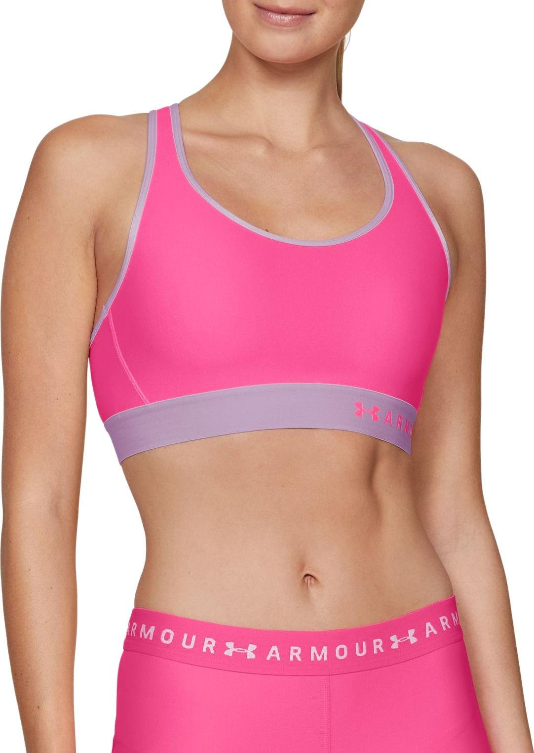 BH Under Armour Armour Mid Keyhole Bra
