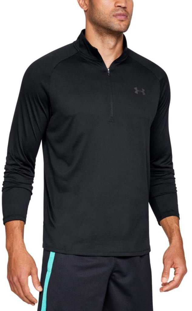Langarm-T-Shirt Under Armour UA Tech 2.0 1/2 Zip