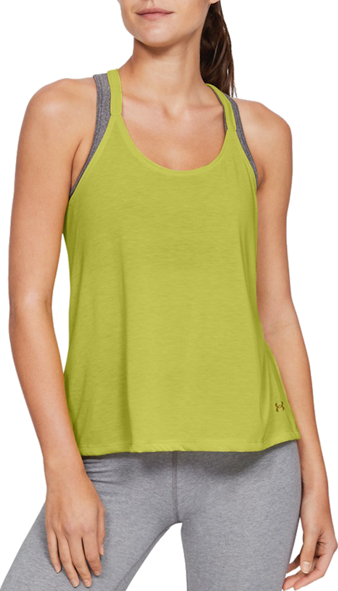 Singlet Under Armour UA Whisperlight Tank Foldover