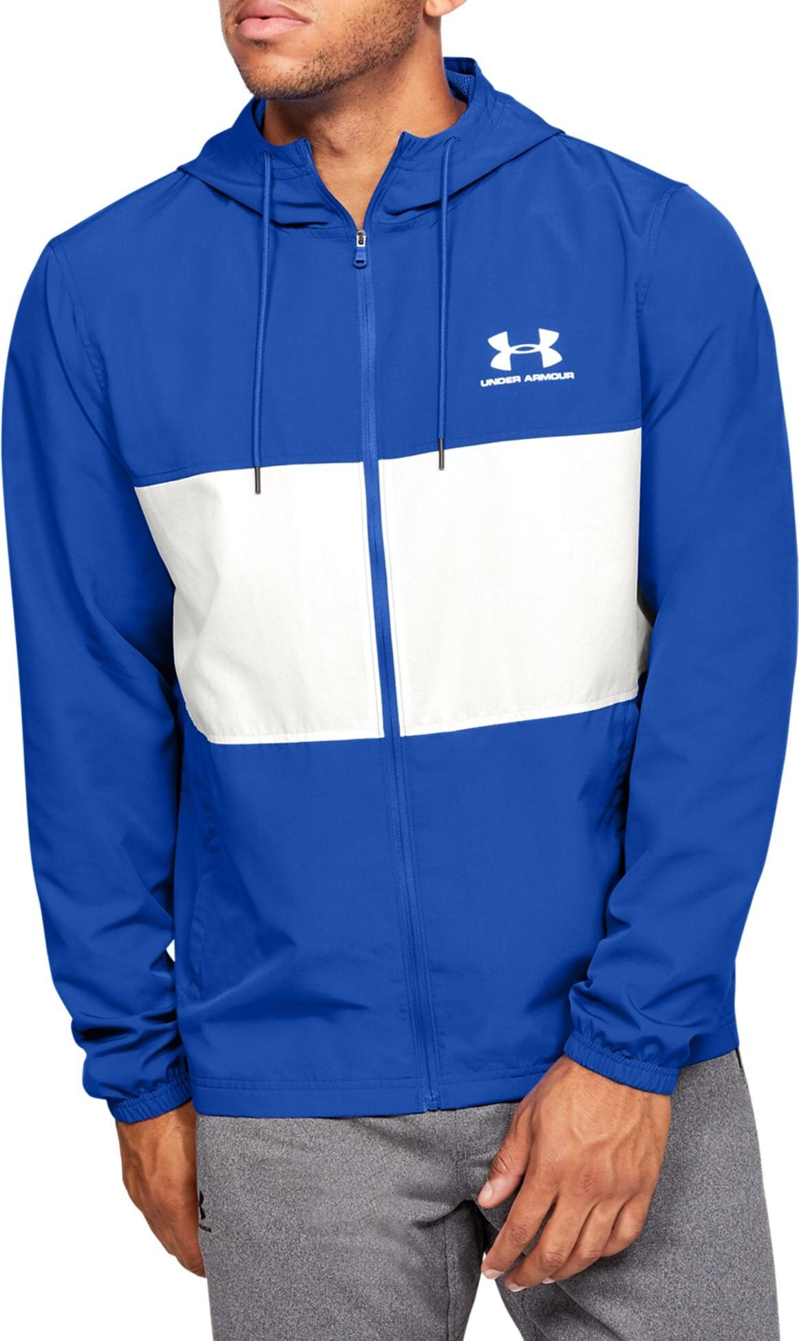 Kapuzenjacke Under Armour SPORTSTYLE WIND JACKET