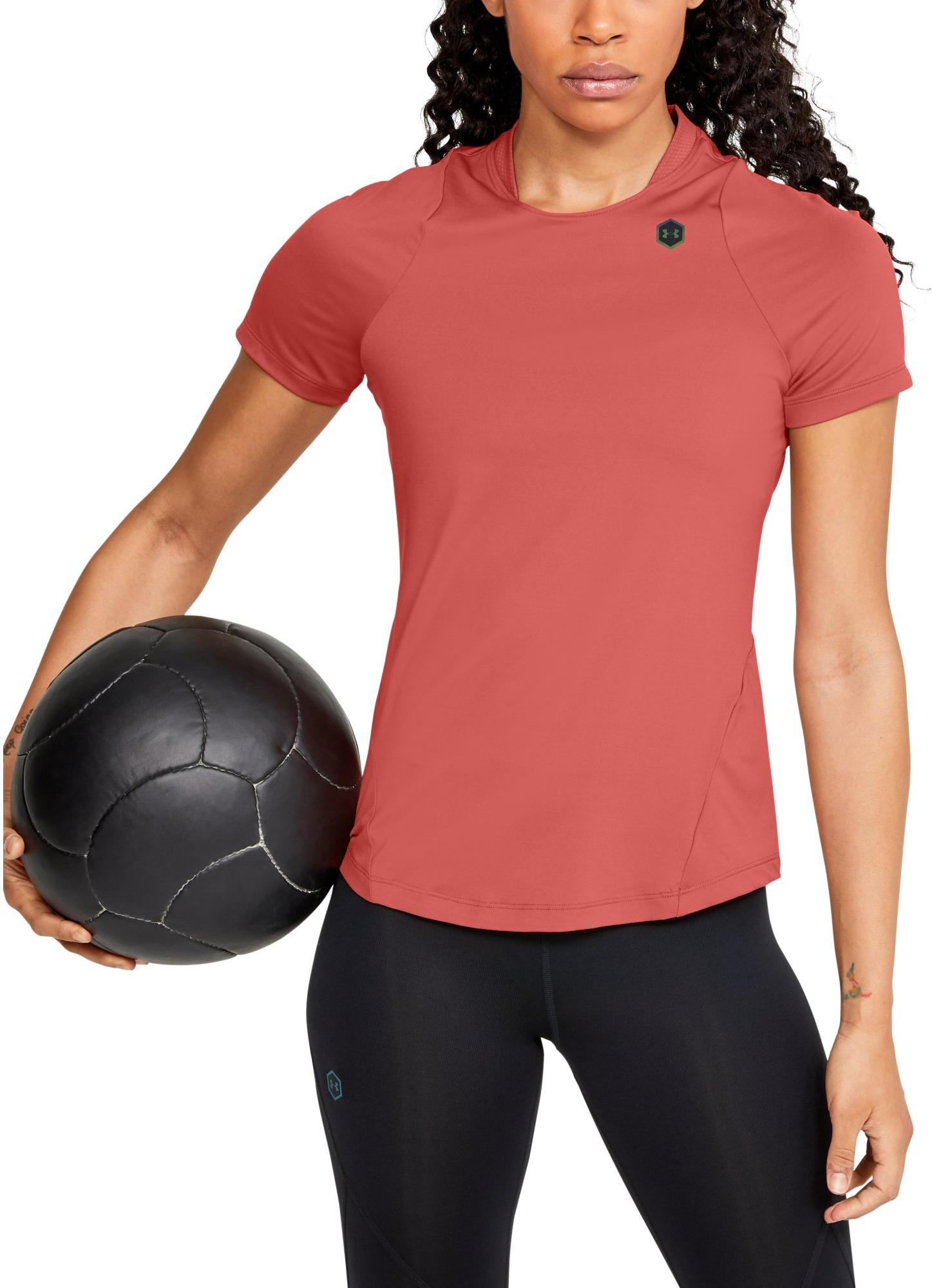 T-Shirt Under Armour UA Rush Short Sleeve