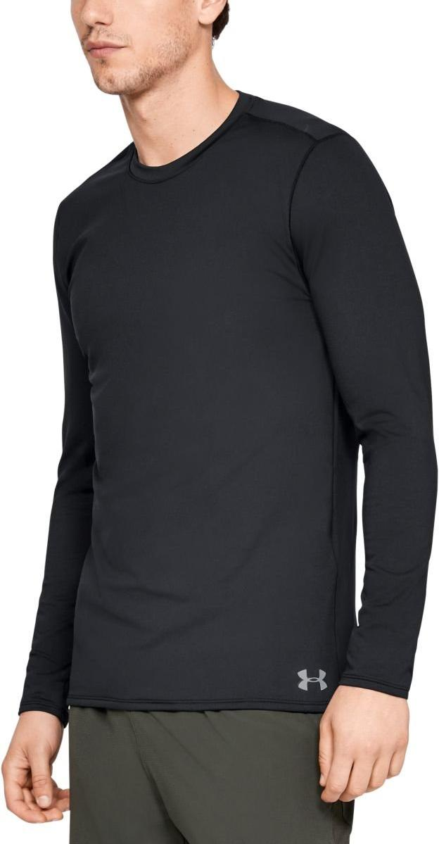 Langarm-T-Shirt Under Armour UA ColdGear Fitted Crew