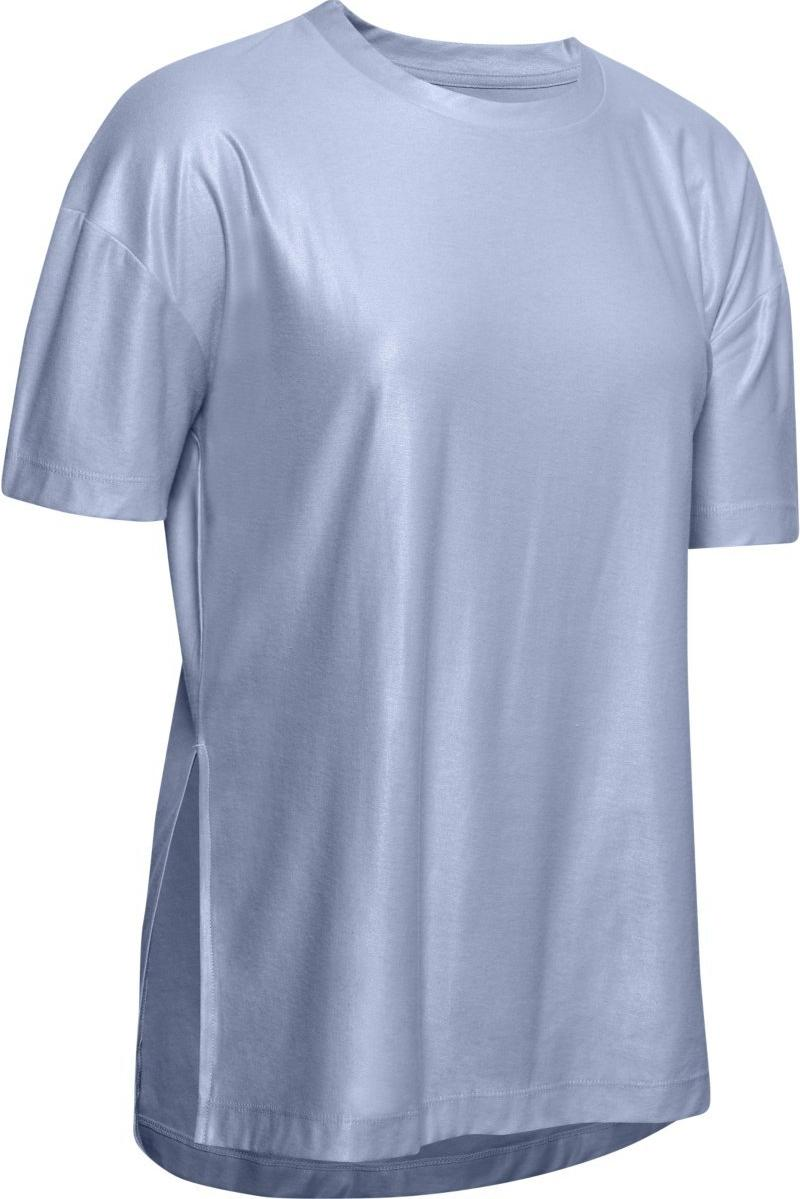T-Shirt Under Armour UNSTOPPABLE CIRE SIDE SLIT TUNIC SSC