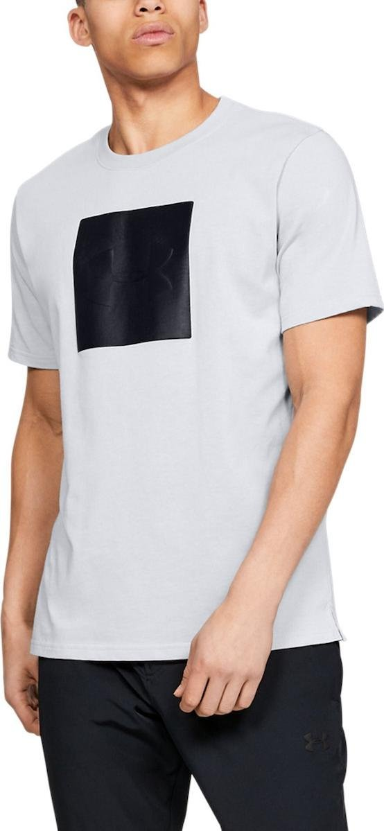 T-Shirt Under Armour UNSTOPPABLE KNIT TEE-GRY