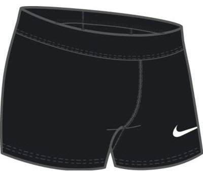 Shorts Nike W NK PWR STK RD BOY SHORT